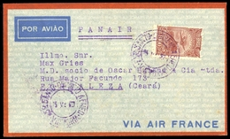 1934, Brasilien, 402, Brief - Brazil
