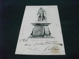 PICCOLO FORMATO MONUMENTO A VITTORIO ALFIERI  ASTI PIEMONTE - Monumenti