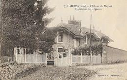 Mers (Indre) - Château Du Magnet, Habitation Du Régisseur - Collection G.G. - Carte N° 716 - France