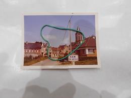 Photo Ancienne De Ham En Artois Voiture Ancienne Citroen Ami 6 - Foto's