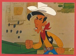 C.P.M. Lucky Luke Et Ses Compagnons Bande Dessinée Voir 2 Photos - Stripverhalen