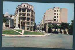ALGERIE - CONSTANTINE - Place Et Rue Abane-Ramdane - Constantine