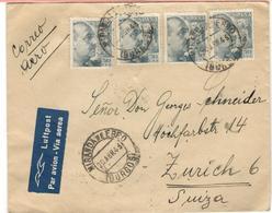 11325 - Censure  Pour La SUISSE - 1931-Aujourd'hui: II. République - ....Juan Carlos I