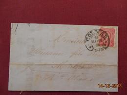 Lettre De 1878 D Allemagne - Germania
