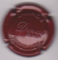 Capsule Champagne DUVAT & Fils ( Nr ; Estampée Bordeaux ) {S51-18} - Champagne
