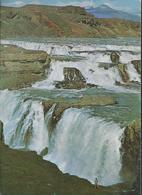 Gullfoss, Fergusti Foss Landsins - Gullfoss, The Golden Falls - Timbre De 1974 - Islande