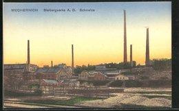 AK Mechernich, Bleibergwerks A. G. Schmelze - Miniere