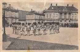 Kobenhavn Vagtparaden Amalienborg - Danemark