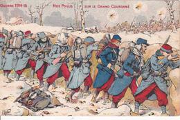Guerre 1914/15 - Humoristiques