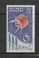 Polynésie  PA De 1965  N°10 NEUF ** PARFAIT ( Cote 118€ ) - Poste Aérienne