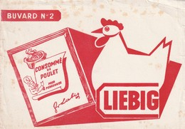Rare Buvard Liebig - Autres