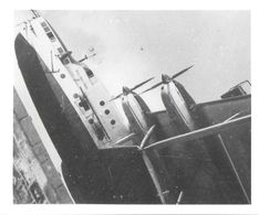 PHOTO PHOTOGRAPHIE AVION AVIATION  HYDRAVION HÉLICES  LATE 522 VILLE DE ST. PIERRE - Aviation