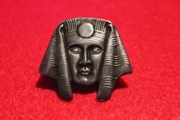 Tête De Pharaon ( Hauteur : 30 Mm - Largeur : 30 Mm ) - Marine
