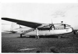 PHOTO PHOTOGRAPHIE AVION AVIATION MONOPLAN 2 HÉLICES - Aviation