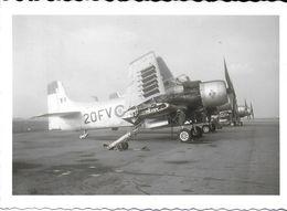 PHOTO PHOTOGRAPHIE AVION AVIATION MONOPLAN 1 HÉLICE - Aviation