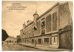 CPA - Carte Postale - Belgique - Brasserie De La SA Des Moulin Et Brasserie De Marchienne Au Pont (SV6650) - Charleroi
