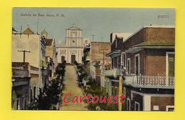 CPA  ֎ Puerto Rico Caleta San Juan   ֎ - Puerto Rico