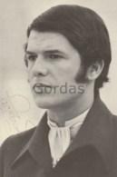 Salvatore Adamo - Original Autograph - Chanteurs & Musiciens