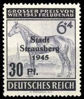 1945, Deutsche Lokalausgabe Strausberg, 21 PF I, * - Deutschland