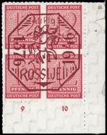 1946, Deutsche Lokalausgabe Rosswein, 2, * - Deutschland