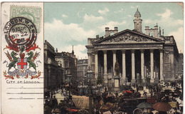 CITY OF LONDON **The Royal Exchange** - London