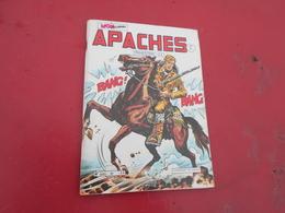 Apaches   N° 81 - Non Classés