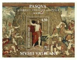 2017 - Vaticano BF 90 Arazzo Di Pieter Van Aelst - Quadri