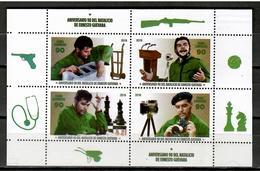 Cuba 2018 / Che Guevara Chess Photography Photo Camera MNH Camara De Fotos Fotografía Ajedrez / Cu11038  C3 - Cuba