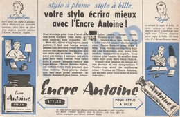 Rare Buvard Encre Antoine - Autres