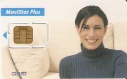 GSMT-078 TARJETA GSM NUEVA CON CHIP EN PERFECTAS CONDICIONES (EN SU BLISTER ORIGINAL) - Telefonica