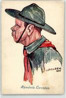 52902121 - Sign. Steurer Rumaenien - Scoutisme
