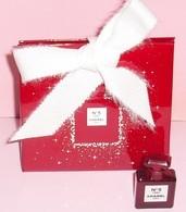 CHANEL * NOEL 2018 * PARFUM MINIATUR * - Perfume Cards