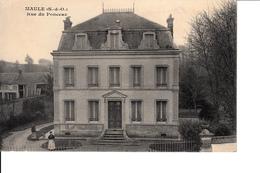 78 - Maule - Rue Du Ponceau - Belle Demeure - Maule