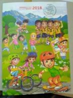 Malaysia Stamp Week Malaysian Lifestyles II 2018 Kite Fishing Music Hobby Toy Car Play Folder Official - Malaysia (1964-...)