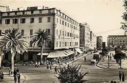 -depts Div.-ref-AE732- Corse Du Sud - Ajaccio - Carrefour Cours Napoleon Et Place Gal De Gaulle - Hotel De France - - Ajaccio