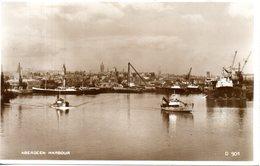 ABERDEEN CARTOLINA 1902 - Aberdeenshire