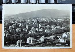 Slovenia: Maribor, Panorama 1939 - Slovénie