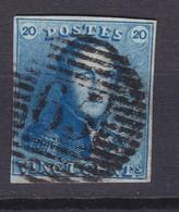 N° 2 Margé : 65 JEMAPPE - 1849 Epaulettes