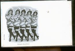 CIRQUE  SISTERS LORRISON          JLM - Cirque