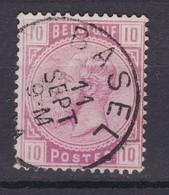 N° 38 : BASEL COBA +15.00 - 1883 Léopold II