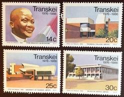 Transkei 1986 Independence Anniversary MNH - Transkei