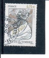 Yt-5130-fete Du Timbre 2017 Cachet Rond - France
