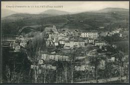 Croquis D'ensemble De La Salvetat-sur-Agout - Voir 2 Scans - La Salvetat