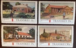 Transkei 1984 Post Offices 2nd Series MNH - Transkei