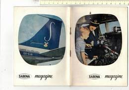 BOEK KL 5 - SABENA MAGAZINE - Magazines & Newspapers