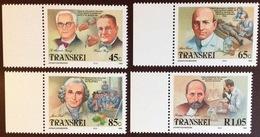 Transkei 1993 Doctors Medicine MNH - Transkei