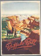 Album Souple Buffalo-Bill Images Par Le Chocolat Des Gourmets - Vieux Papiers