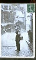 PARIS LE VITRIERS        JLM - Petits Métiers à Paris