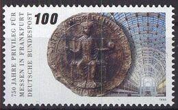 DEUTSCHLAND 1990 Mi-Nr. 1452 ** MNH - [7] Repubblica Federale