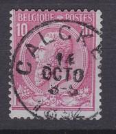 N° 46  CALCKEN  COBA +8.00 - 1884-1891 Léopold II